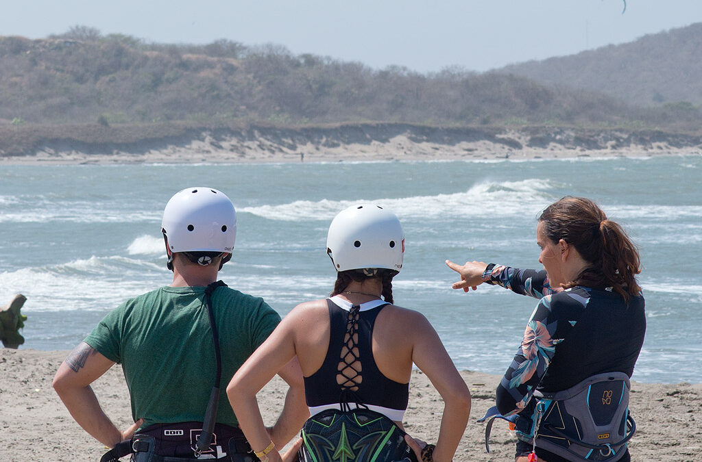 Kiteshools and kite instructors in Salinas del Rey